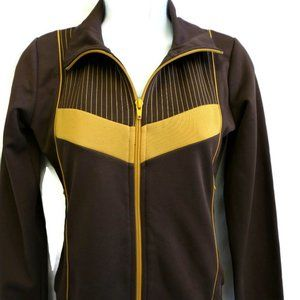 Track Athletic Jacket 70s Inspired H & M Divided 8